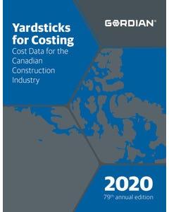 2020 Yardsticks for Costing eBook