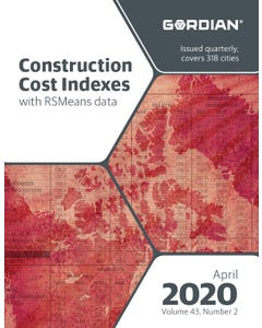 Construction Cost Index - April