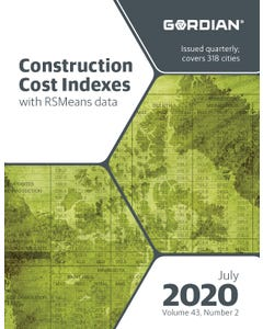 2020 Construction Cost Indexes - July