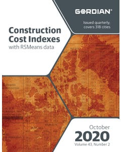 2020 Construction Cost Indexes - October