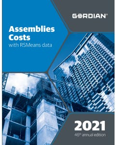 2021 Assemblies Costs Book