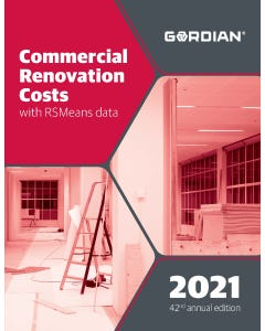 2021 Commercial Renovation Costs Book