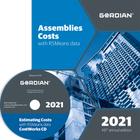 2021 Assemblies Cost Data CD
