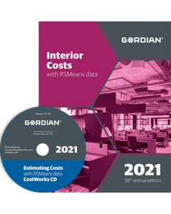 2021 Interior Cost Data CD
