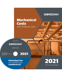 2021 Mechanical Cost Data CD
