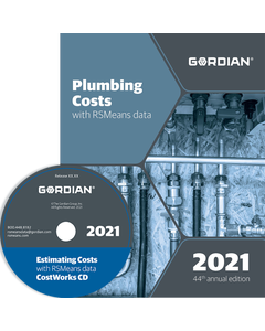 2021 Plumbing Cost Data CD