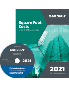 2021 Square Foot Costs CD