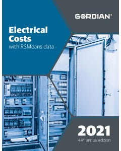 2021 Electrical Costs Book