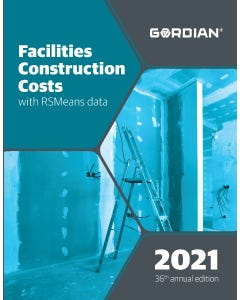 2021 Facilities Construction Costs Book