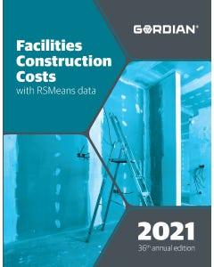 2021 Facilities Construction Costs Book