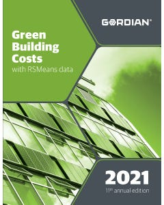 2021 Green Building Cost Data CD