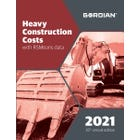2021 Heavy Construction Costs Book
