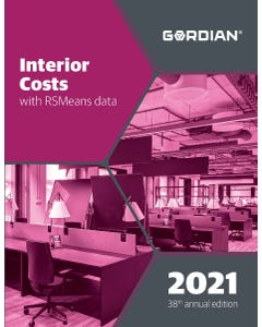 2021 Interior Costs Book