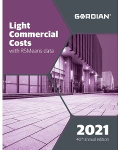 2021 Light Commercial Costs Book