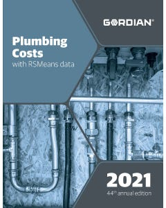 2021 Plumbing Costs Book