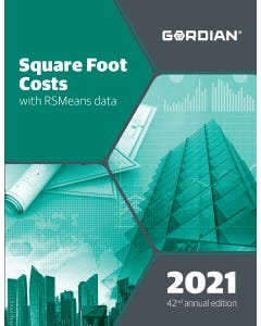 2021 Square Foot Costs Book