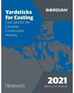 2021 Yardsticks for Costing Book