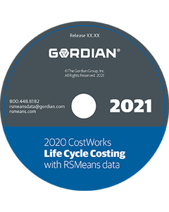 2021 CostWorks Life Cycle Costing CD