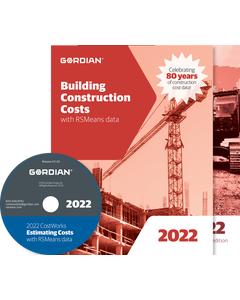 2022 Metric Cost Data CD