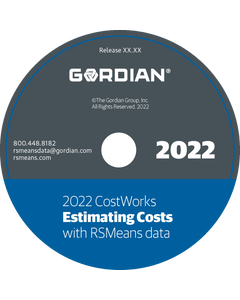 2022 CostWorks Life Cycle Costing CD