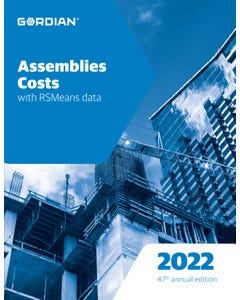 2022 Assemblies Costs Book
