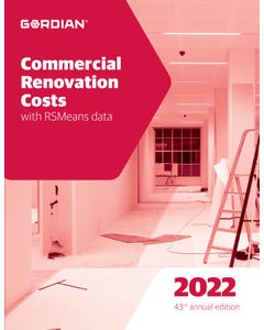 2022 Commercial Renovation Costs Book