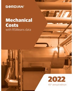 2022 Mechanical Costs Book