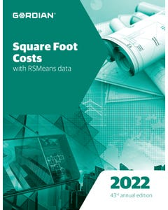 2022 Square Foot Costs Book
