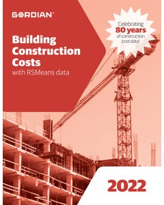 2022 Building Construction Costs Book