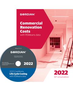 2022 Commercial Renovation Cost Data CD