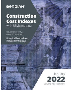 2022 Construction Cost Indexes- January