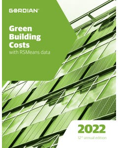 2022 Green Building Costs Book