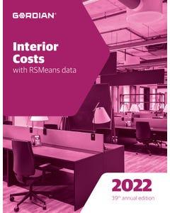 2022 Interior Costs Book