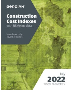 2022 Construction Cost Indexes- July
