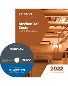 2022 Mechanical Cost Data CD