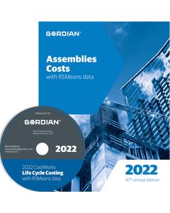 2022 Assemblies Cost Data CD