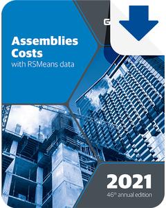 2021 Assemblies Cost Data eBook