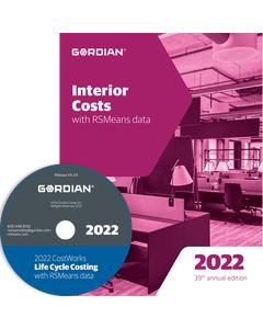 2022 Interior Cost Data CD