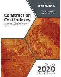 2020 Construction Cost Indexes eBook - October