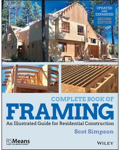 Complete Book of Framing, 2nd Edition