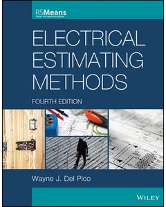 RSMeans Electrical Estimating Methods 4th Edition