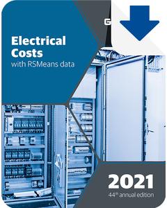 2021 Electrical Cost Data eBook