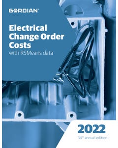 2022 Electrical Change Order Costs Book