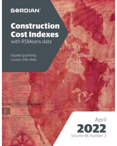 2022 Construction Cost Indexes- April