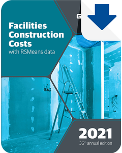 2021 Facilities Construction Cost Data eBook
