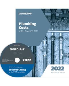 2022 Plumbing Cost Data CD