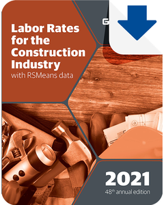 2021 Labor Rates for the Construction Industry eBook