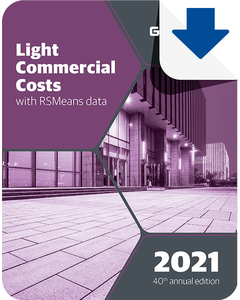 2021 Light Commercial Cost Data eBook