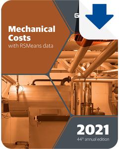 2021 Mechanical Cost Data eBook