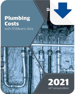 2021 Plumbing Cost Data eBook